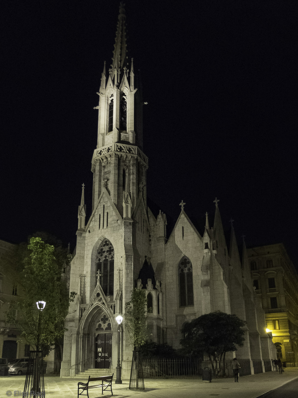 I luoghi del festival: La Chiesa di largo Panfili