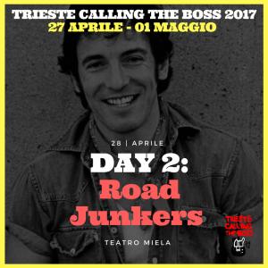 I protagonisti 2017: Road Junkers