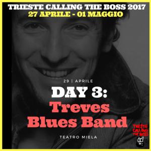 I protagonisti 2017: Treves Blues Band