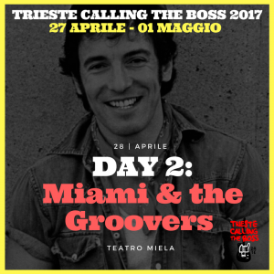 I protagonisti 2017: Miami & the Groovers