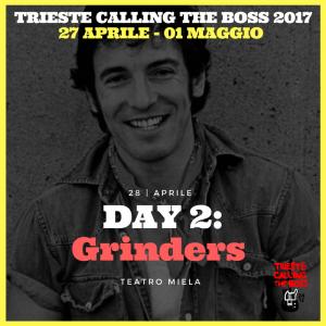 I protagonisti 2017: Grinders