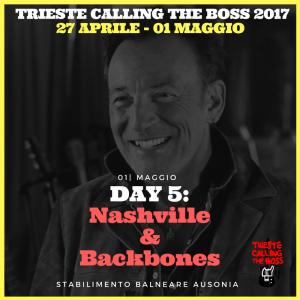 I protagonisti 2017: Nashville & Backbones