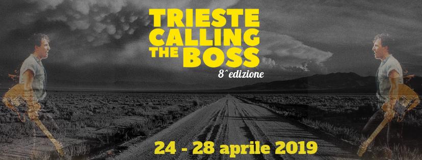 Calling The Boss 2019